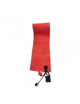 350x1850mm Snowboard/Ski Press Silicone Rubber Heating Pad